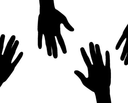 Undgå tørre hænder