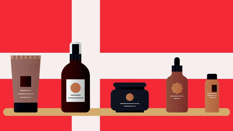 Danske beautyprodukter