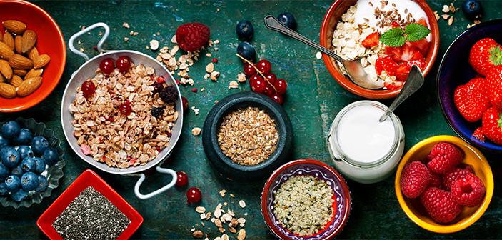 Sundt mad hjælper til en bedre hud