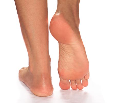 Optimal pleje af fødder